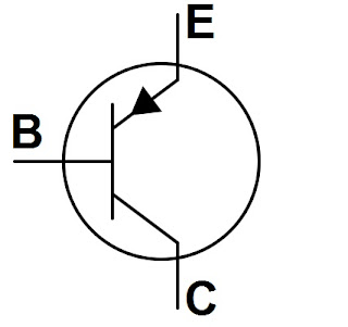 Simbol Transistor PNP