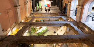 Tipología del espejo | Exposición en Odeón