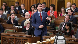 Canadian Prime Minister Justin Trudeau  says that his  government is looking for a way out of a multibillion-dollar arms deal with Saudi Arabia.