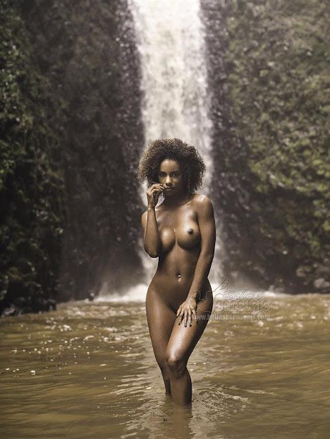 Fotos de Ivi Pizzott, Domingão do Faustão, nua pelada na Playboy Brasil