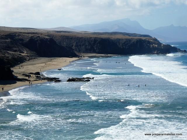 rutas de senderismo por Fuerteventura