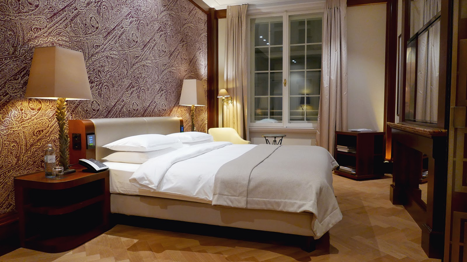 Euriental | luxury travel & style | Park Hyatt, Vienna