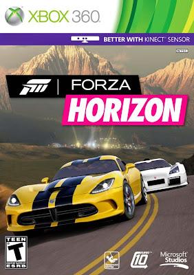 Forza Horizon Dublado PT-BR (LT 3.0 Region Free) Xbox 360 Torrent