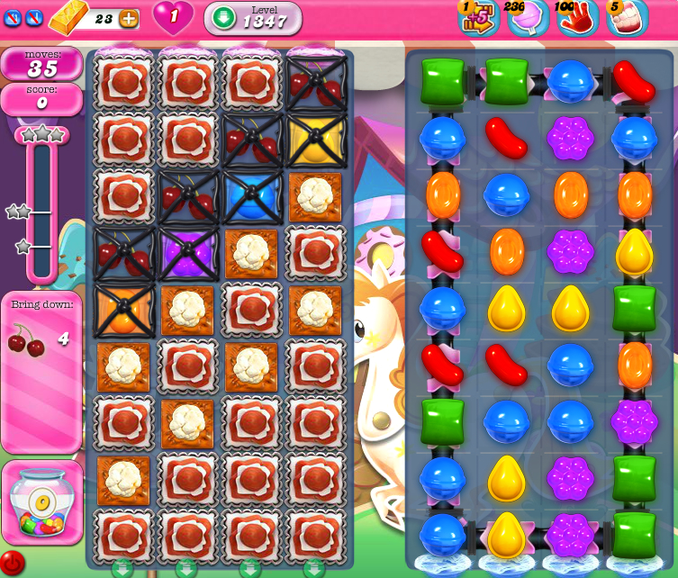 Candy Crush Saga 1347