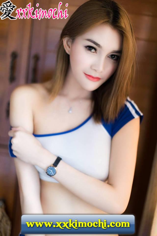 Foto Model Seksi dan Hot Thailand Tussawan Focus Anumanee 01