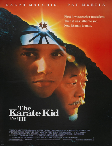Ver Karate Kid 3: El desafío final (1989) Online