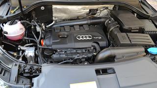 2019 Audi Q3 Engine