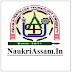 Assam Science and Technology University Recruitment 2018 - Junior Assistant/Office Assistant Post