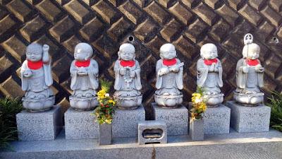 麻生区の西光寺 お地蔵様
