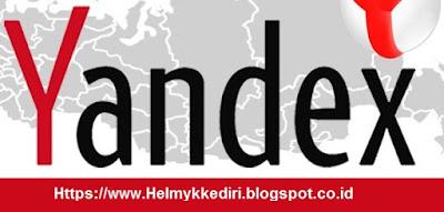 Mendaftarkan Blog keYandex Webmaster