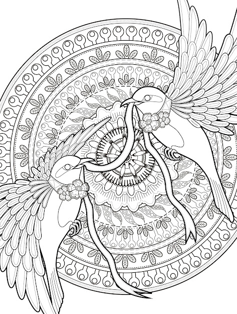 More Free Printable Adult Coloring Pages Page  Of  Nerdy Throughout Adult  Coloring Pages