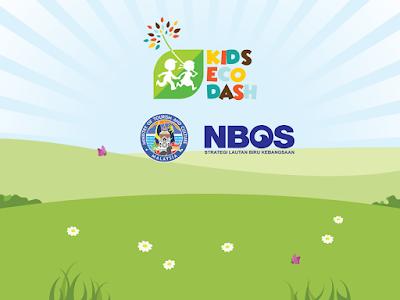 Jom ajak anak anda sertai Kids Eco Dash