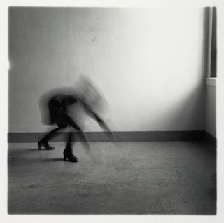 Francesca Woodman, From Angel Series, Roma, September 1977