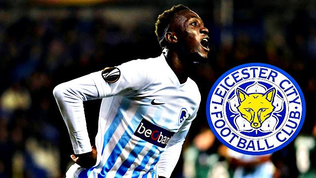 Wilfred Ndidi é o novo reforço do Leicester