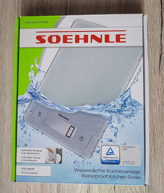 Waage Soehnle Page Aqua Proof