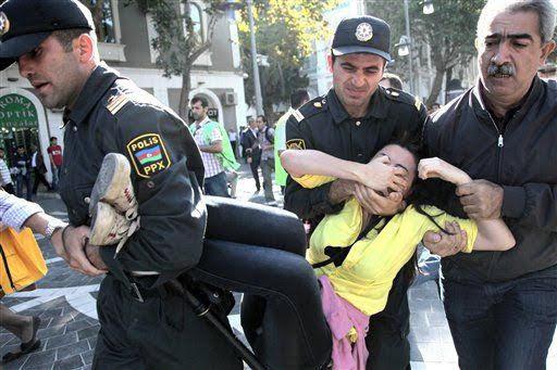 Delincuencia juvenil sube 25% en Azerbaiyán