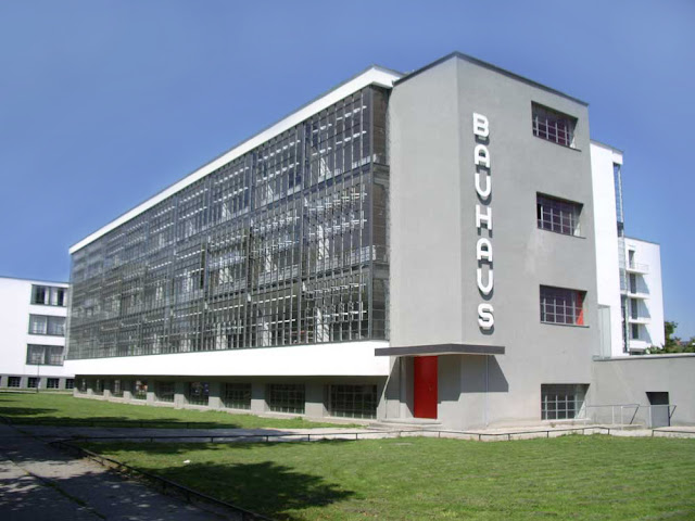 Why was the bauhaus movement so important for modern Arquitectura brutalista