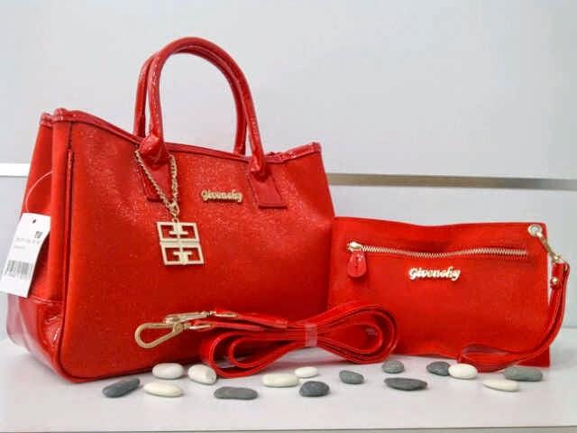 Model Tas Wanita Remaja Warna Merah Terbaru 2014