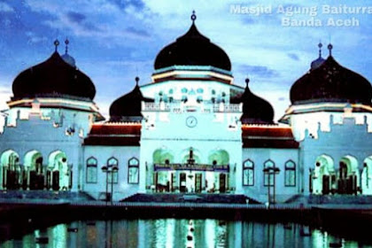 Rekomendasi 7 Tempat Wisata Banda Aceh Paling Populer