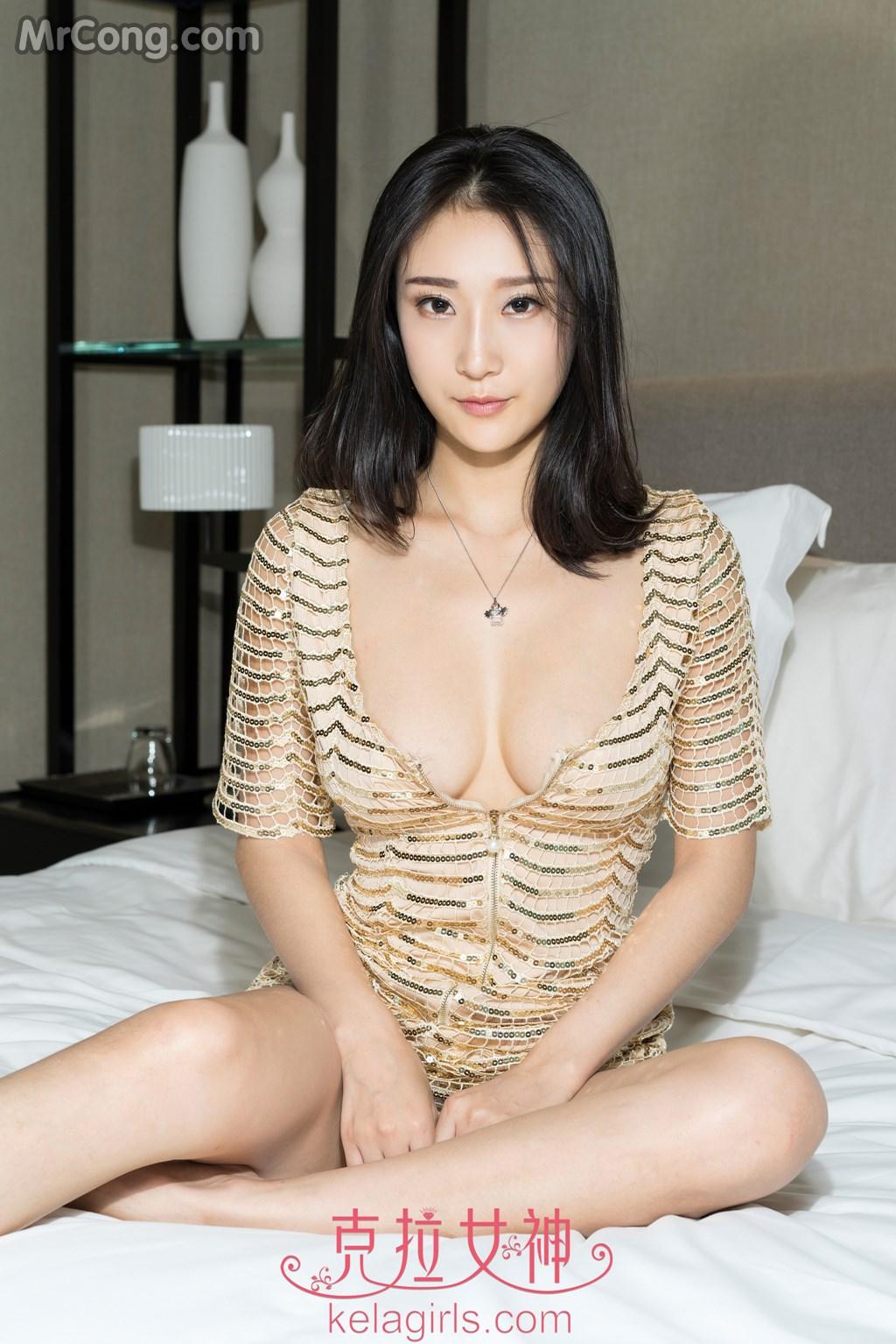 KelaGirls 2017-03-04: Người mẫu Han Yan (含嫣) (35 ảnh)