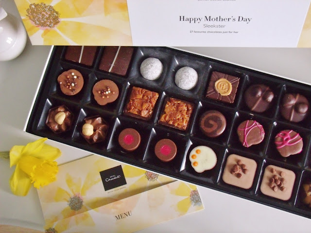 Mother's Day Hotel Chocolat box of chocolates gift