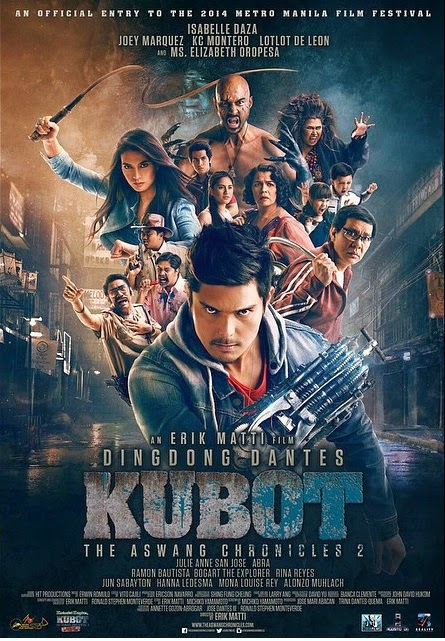 Kubot: The Aswang Chronicles 2 Film Poster
