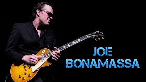 Biografía y Equipo de Joe Bonamassa