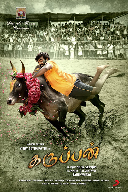 Image result for karuppan motion poster