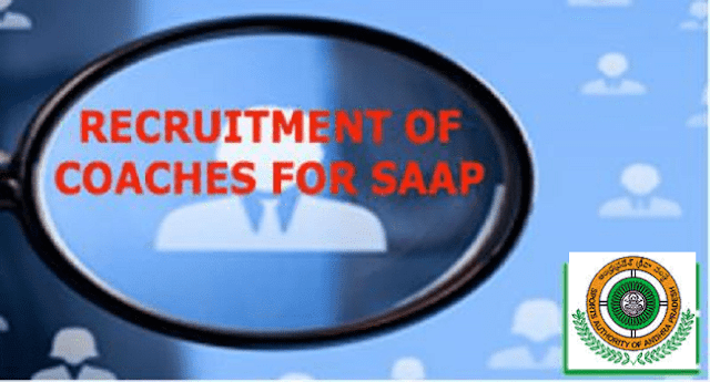 TS State, AP State, TS Recruitment, AP Recruitment, SAAP, Sports Authority of Andhra Pradesh, Coaches Recruitment