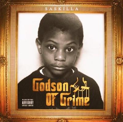 SASKILLA - GODSON OF GRIME Cover