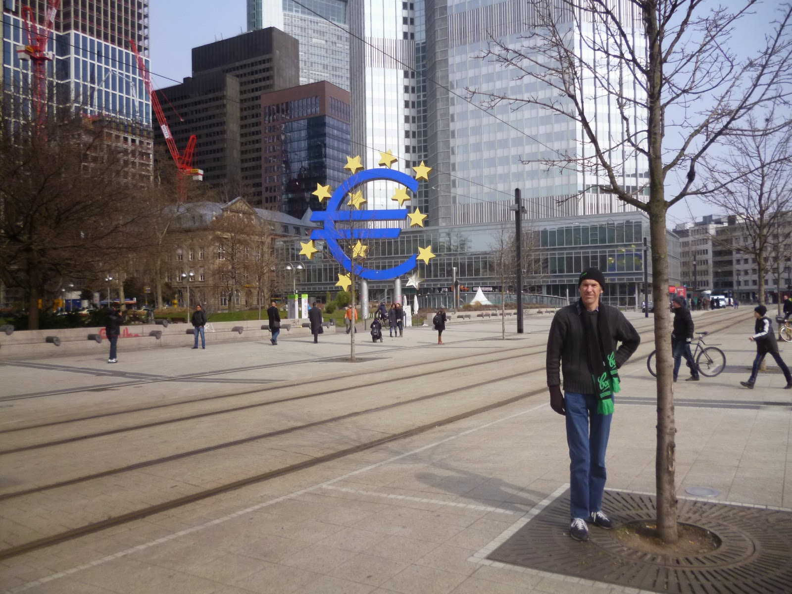 Me at Europlaz