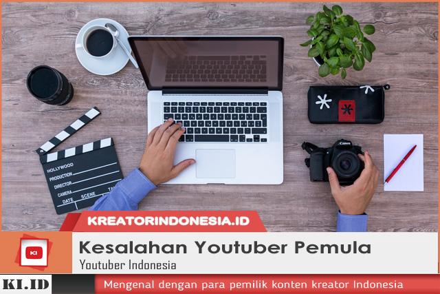 Kesalahan-youtuber-pemula