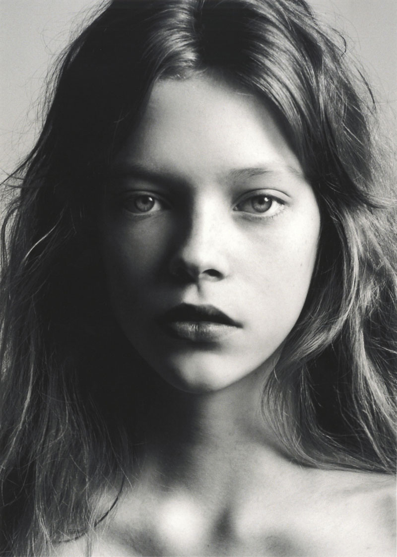 Newfaces: Model World: New Face: Mathilda Tolvanen