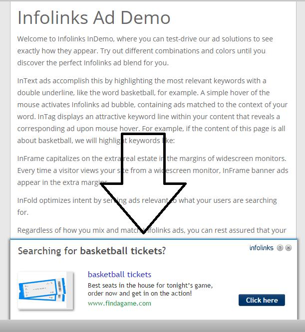 Infolinks_Ads_Demo