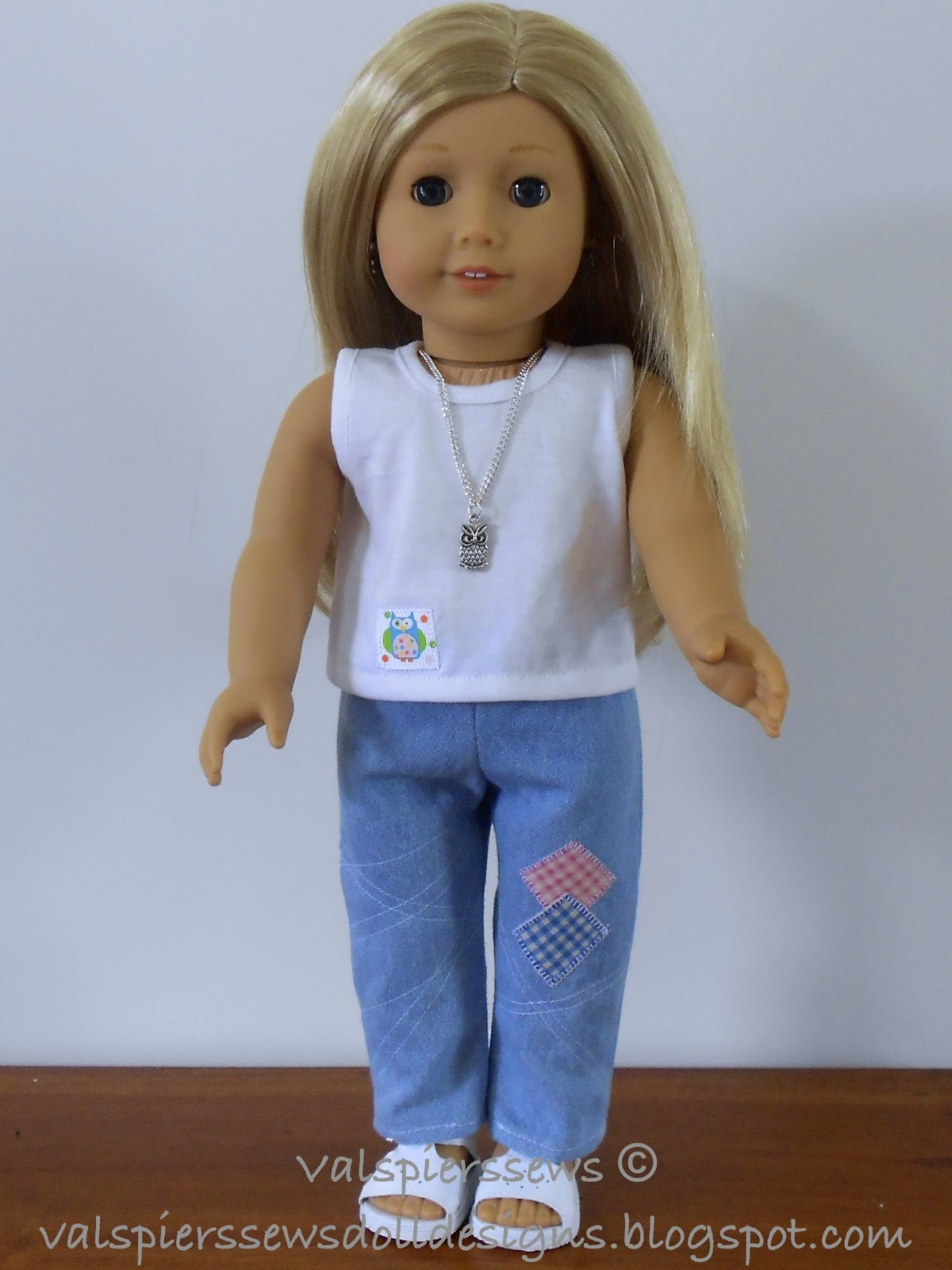 Doll Clothes Patterns by Valspierssews: Updated File for Doll ...