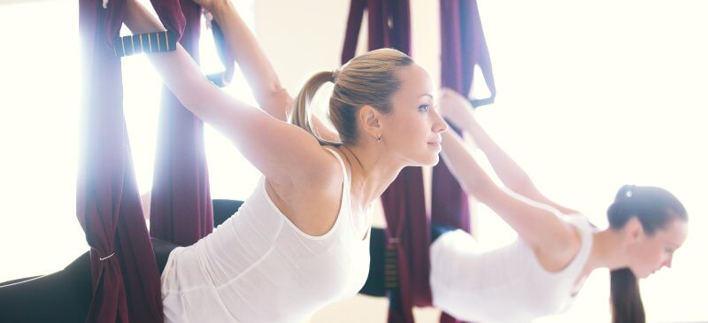 Aerial Yoga, Anti-Gravity Yoga, Suspension Yoga, yoga,