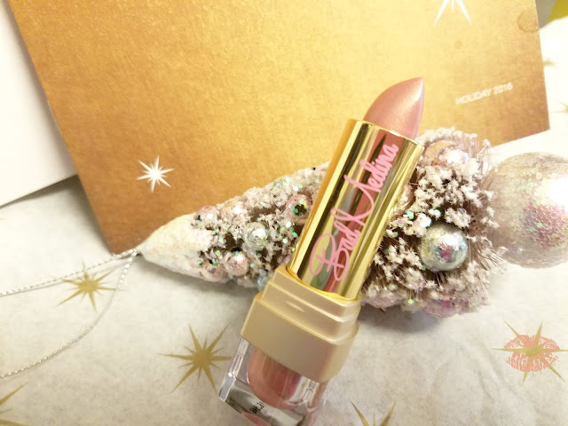 get your lips mistletoe ready by barbies beauty bits