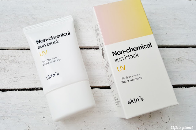 SKIN79 Non Chemical Sun Block SPF50+ PA+++