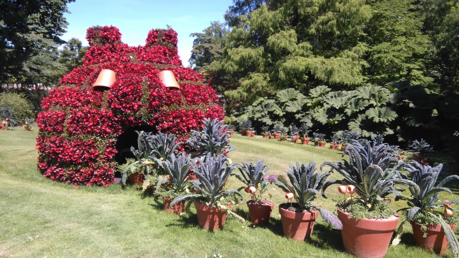 Le jardin des plantes nantes for Jardin des plantes nantes
