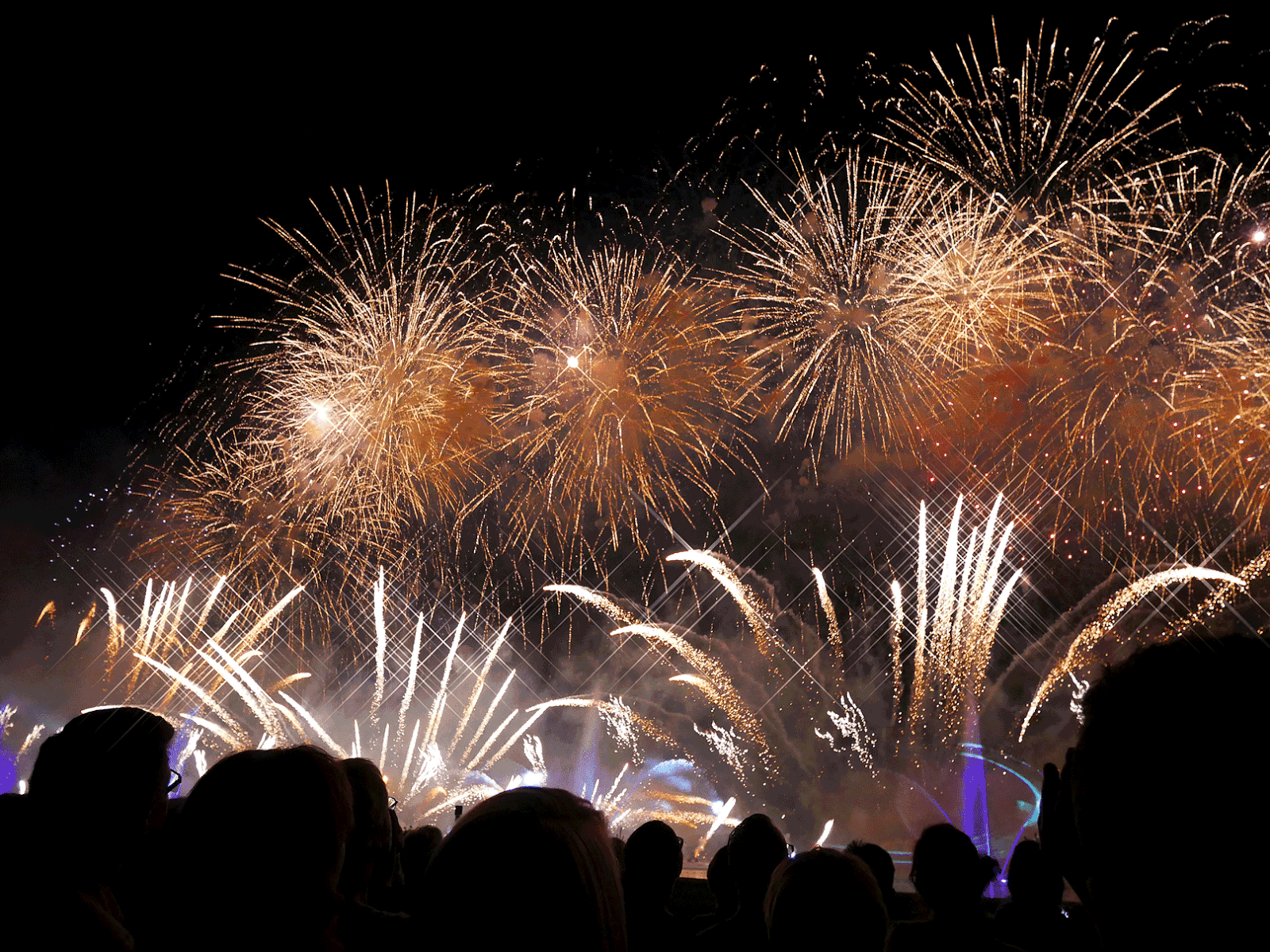 feu d artifice 2017