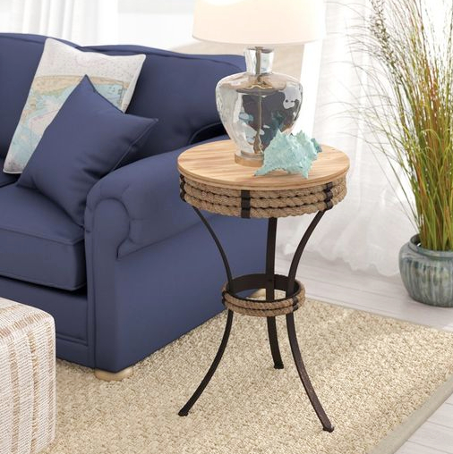 Nautical Rope Accent Tabel