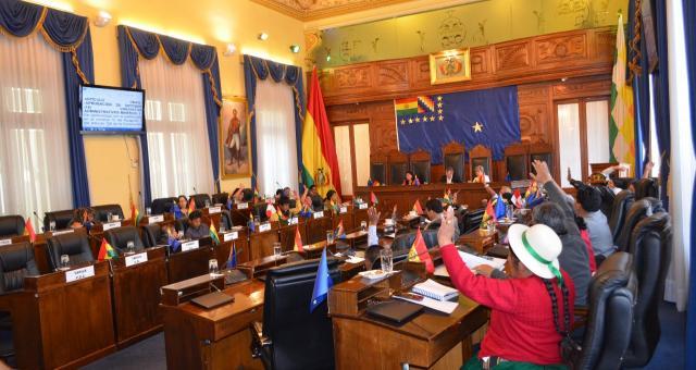 Oposición en el Senado pidió investigación sobre YPFB en junio