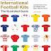 Livro conta a história das camisas das maiores seleções mundiais