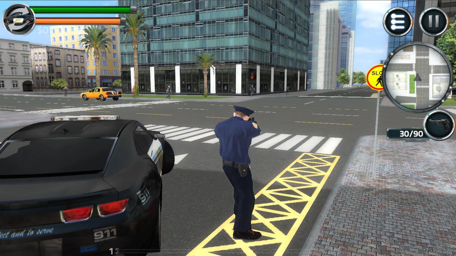 Crimopolis - Cop Simulator 3D | 39 MB