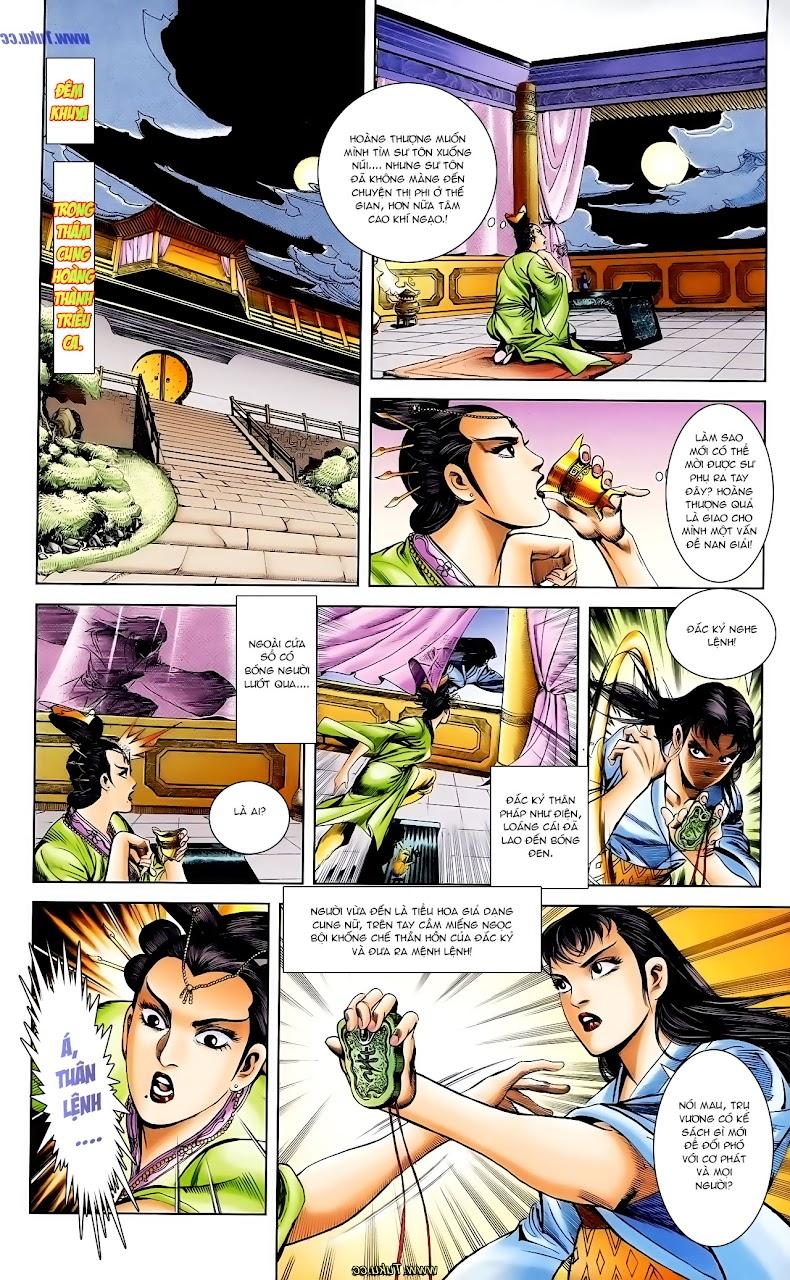 Cơ Phát Khai Chu Bản chapter 111 trang 11