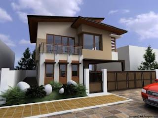 33 Model Desain Rumah Sederhana Paling Menarik