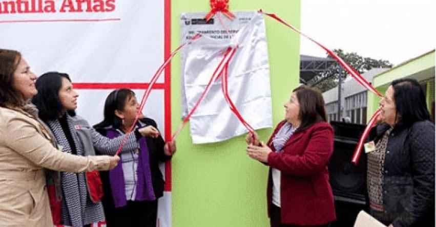 MINEDU invierte dos millones de soles en nuevo colegio inicial de Ate Vitarte