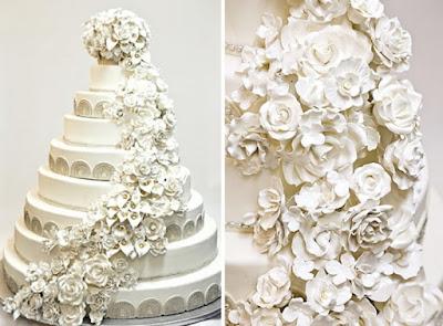 Nguồn gốc ra đời và những mẫu bánh cưới đẹp cho ngày tân hôn 2