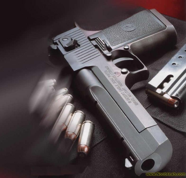 Weapon Guns HD - Set 2 - NoobsLab
