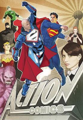 Лекс Лютор і Супермен
